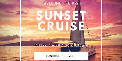 Sparkling Wine Sunset Sail - Fundraising For AHF
