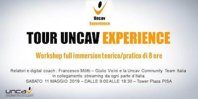 TOUR UNCAV EXPERIENCE PISA