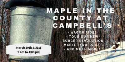 Maple in the County at Campbell\