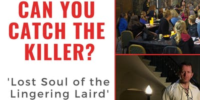 Murder Mystery - Can you Catch the Killer?