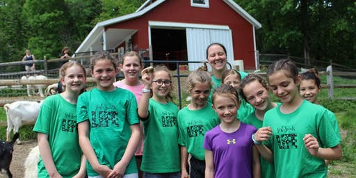 Feels Like Home Farm Girl Scout FarmFest SUMMER 2019- Girl Scouts