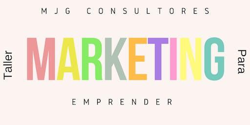 Taller de Marketing para Emprender #Baires #Semi presencial