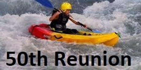 University of Hertfordshire Canoe and Kayak Club - 50th Reunion tickets
