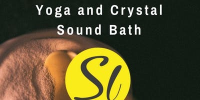 Yoga and Crystal Sound Healing at The Salt Lounge
