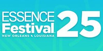 2019 Essence Fest Intimate Couples Experience