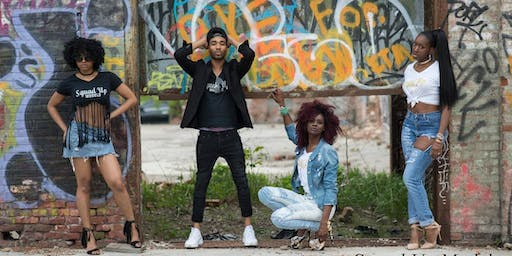 Squad Up Models 4th Annual Fashion Jam