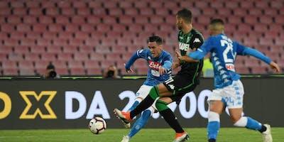 LIVE /DIRETTA Napoli Sassuolo In Diretta 2019 Streaming
