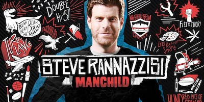 """Steve Rannazzisi LIVE from FX's """"The League"""" and Comedy Central at Arlington Drafthouse"""