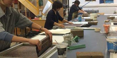 Textiles Printing Level 1 (Oct-Dec'19)