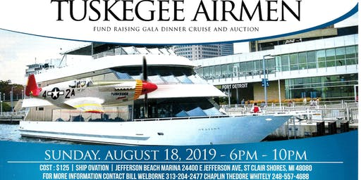 Fifth Annual Detroit Chapter of Tuskegee Airmen Cruise