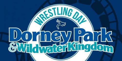 Wrestling Day at Dorney Park & Wildwater Kingdom 2019