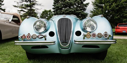 R.R. McCORMICK CUP - 50TH ANNIVERSARY JAGUAR CONCOURS