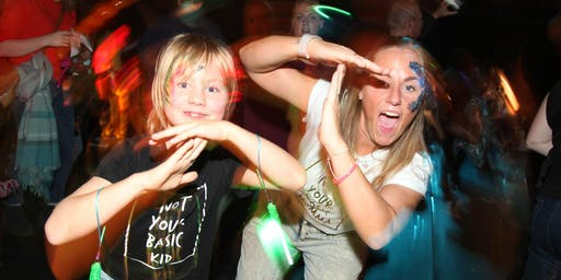 SOLD OUT Big Fish Little Fish Liverpool Summer family rave - Paul Bleasdale