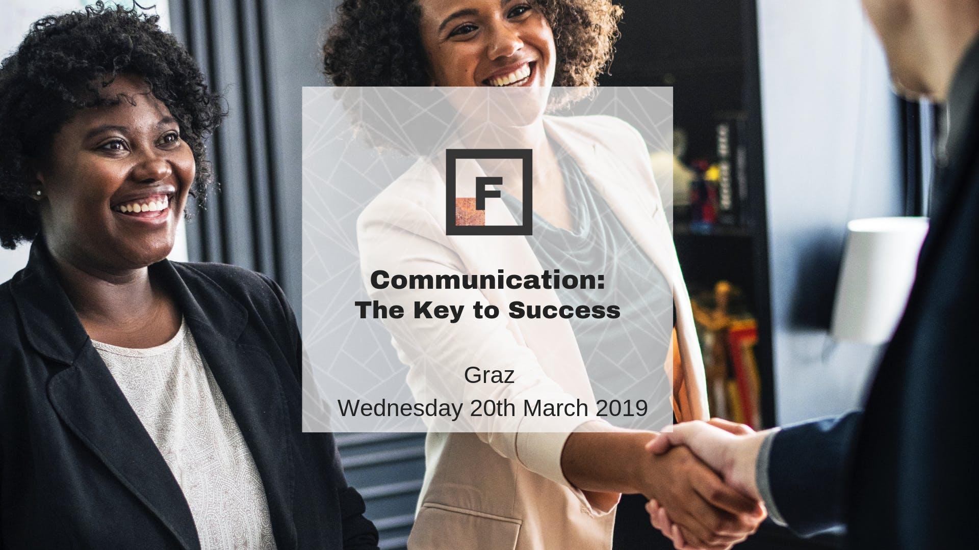 Future Females Graz: Communication - The Key