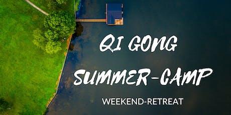 QI GONG SUMMER-CAMP | WEEKEND RETREAT IN POTSDAM Tickets