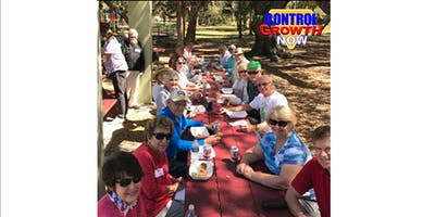 Free Potluck Picnic and Annual Meeting - Control Growth Now