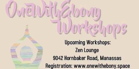 One With Ebony Yoga Workshops tickets