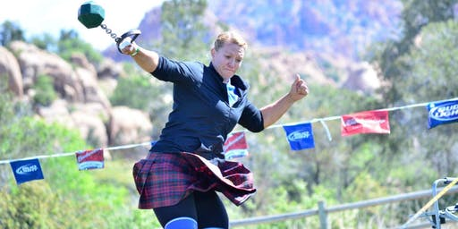 2019 Prescott Highland Games & Celtic Faire Athletics Online Registration