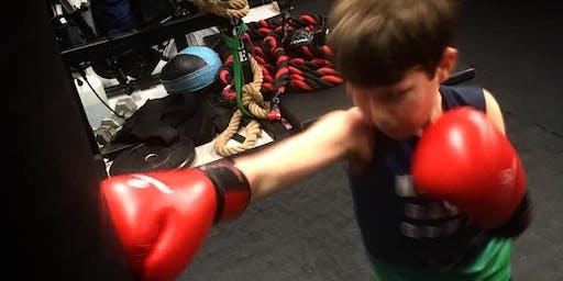 Super Duper Adventure Youth MMA Camp