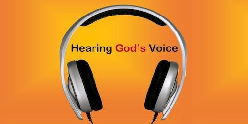 Hearing God's Voice - NOV 16