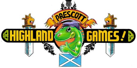 2019 Prescott Highland Games & Celtic Faire Clans & Society Registration  tickets