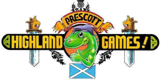 2019 Prescott Highland Games & Celtic Faire Clans & Society Registration