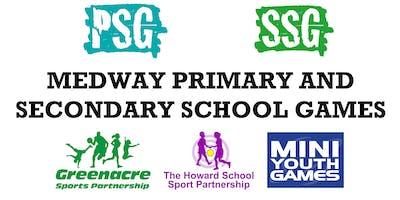 Medway PSG Racket Skills Festival Year 3/4