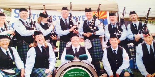 2019 Prescott Highland Games & Celtic Faire Tenor Drum Registration