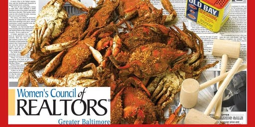 Greater Baltimore Crab Feast!  ...a Women's Council of REALTORS®  Event