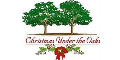 Christmas Under the Oaks tickets