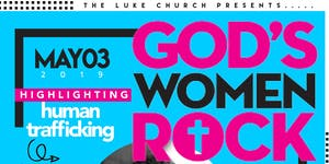 GOD'S WOMEN ROCK EXPEREIENCE