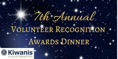 7th Annual Volunteer Recognition Awards Dinner