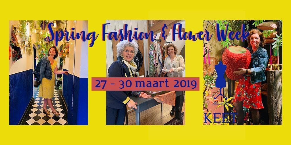Spring Fashion & Flower Show