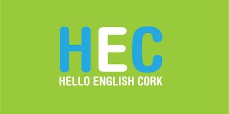 Hello English Cork & Language Exchange tickets
