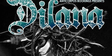 Dilana (Full Band Rock Show) @ De Cactus tickets