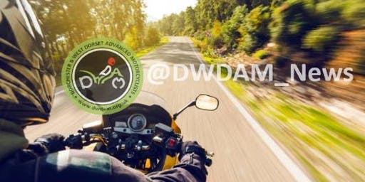 Free Advanced Motorcycle Riding Skills Session with DWDAM