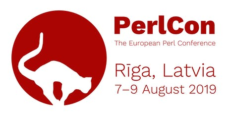 "The European Perl Conference ""PerlCon 2019"" tickets"