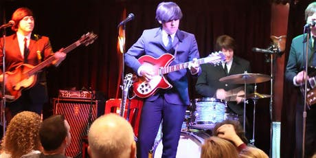 Champagne Sunday Brunch with Live Beatles Tributes tickets