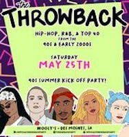 The Throwback Party