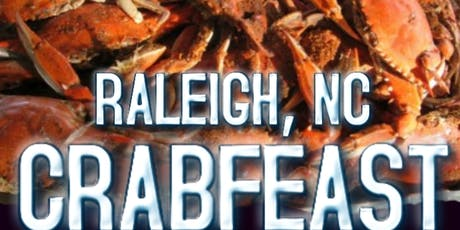 SouthEast Crab Feast - Raleigh (NC) tickets