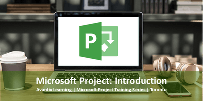 Microsoft Project Training Course Toronto (Introduction)