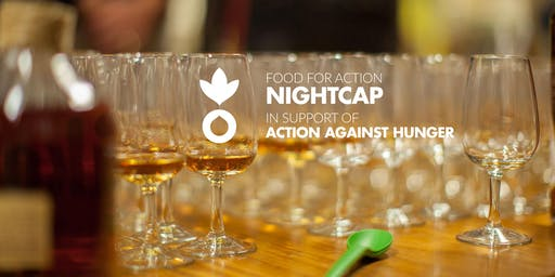 Food for Action Nightcap after party 2019