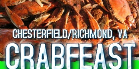 SouthEast Crab Feast - Chesterfield/Richmond (VA) tickets