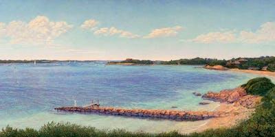 Oil Painting Instructor Morgan Davis