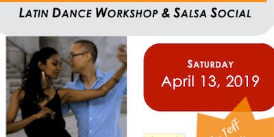 Latin Dance Workshop and Social