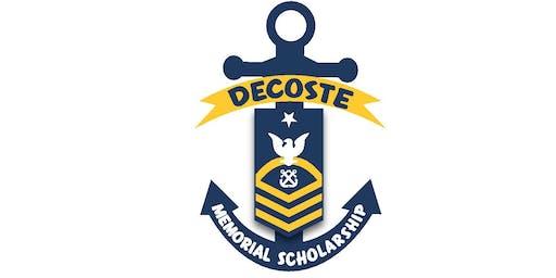 2nd Annual Senior Chief Scott DeCoste Memorial Scholarship Fundraiser