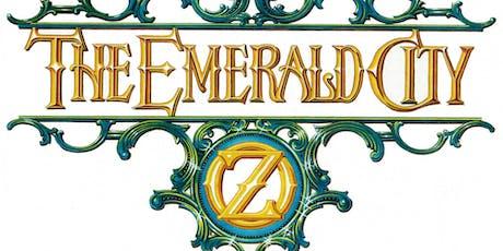 Emerald City Casino Party Featuring Kentucky Human tickets