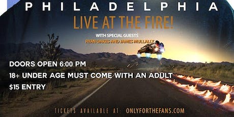 Hi-Rez LIVE in Philadelphia at The Fire tickets