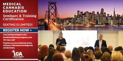 California Advanced Budtender and Brand Ambassador Sales Training San Francisco