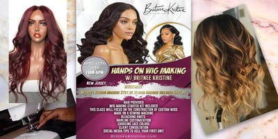Hands On Wig Making with Britnee Kristine